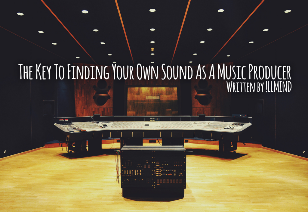 The Key To Finding Your Own Sound As A Music Producer