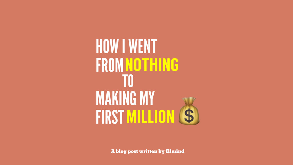 How I Went From NOTHING to Making My First MILLION In Music