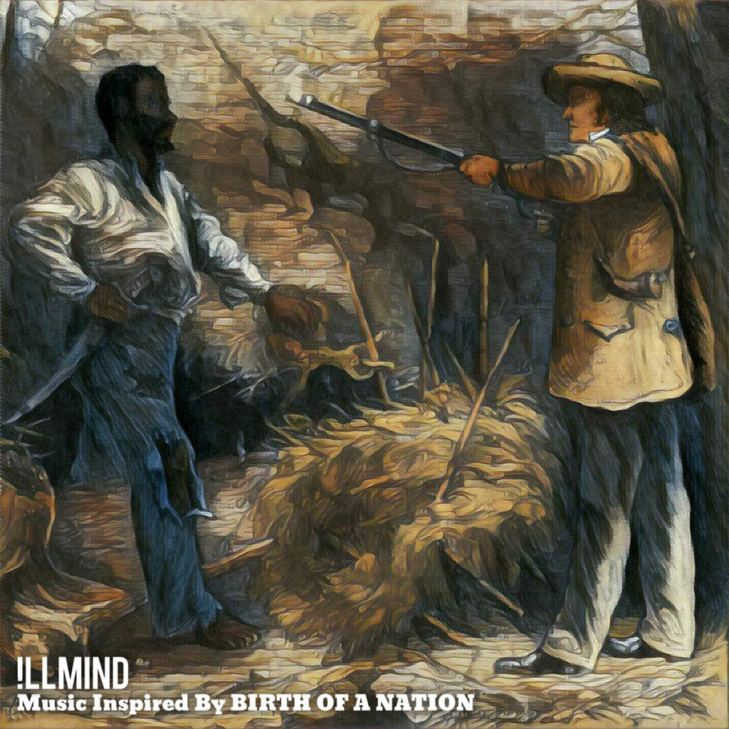 NEW EP: Music Inspired by BIRTH OF A NATION