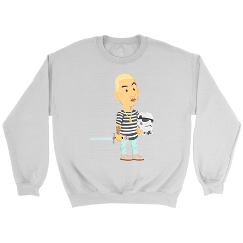 THRONE WARS 2018 (LIMITED EDITION CREW-NECK SWEATER)