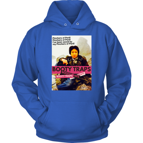 """BOOTY TRAPS"" (Limited Edition Hoodie)"