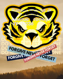 """FORGIVE NEVER FORGET"" (Limited Edition Crew-neck Sweater)"