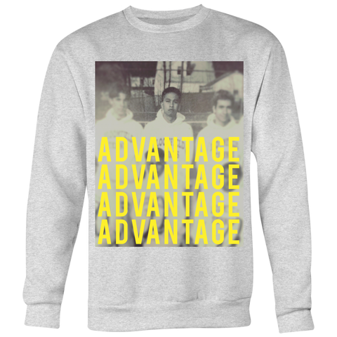 ADVANTAGE (Limited Edition Crew-neck Sweater)