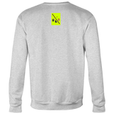 """HALFBEAT GROSSTIME"" (Limited Edition Crew-neck Sweater)"