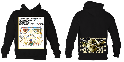 """LET GO OF EVERYTHING"" (Limited Edition Hoodie)"