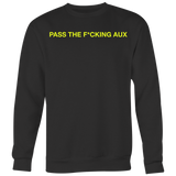 """PTA 2019 TOUR"" (Limited Edition Crew-neck Sweater) BLACK"