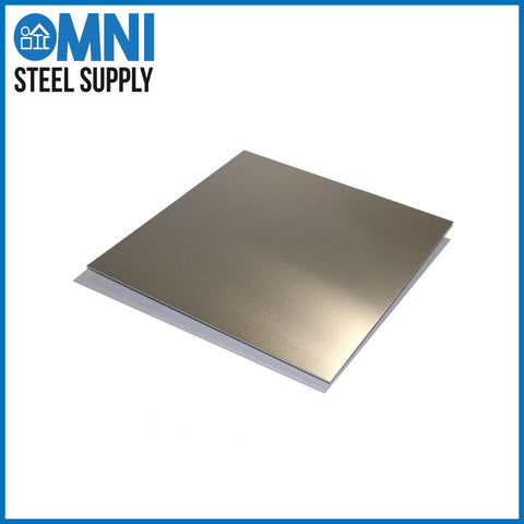 "Aluminum Sheet ,Thickness 1/8"" (0.125), Grade 5052"