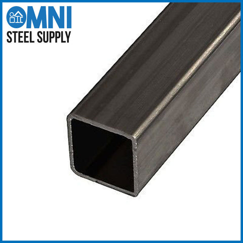 "Steel Square Tube 1-1/4"" x 1-1/4"""