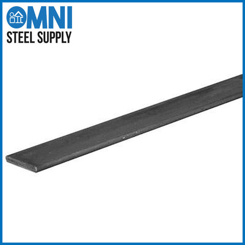 "1//4/"" x 3 1//2/"" x 60/"" Grade A36 Hot Rolled Steel Flat Bar"