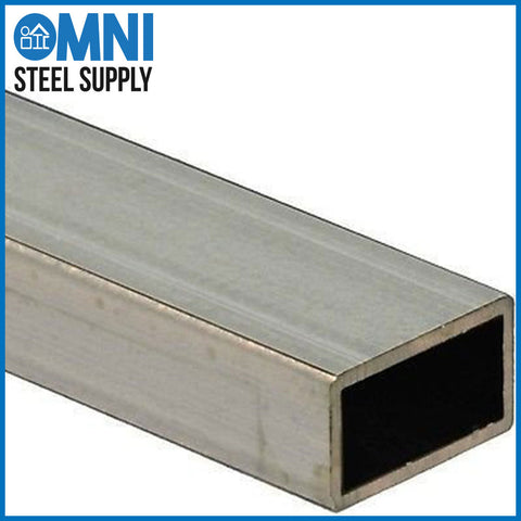 "Steel Rectangular Tube 2"" x 1"""