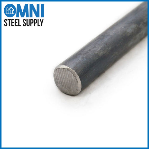 Steel Round Bar Hot Rolled A36 1/2""