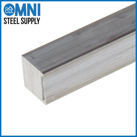 Steel Square Solid Bar 3/4""
