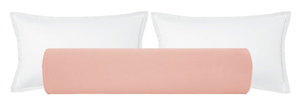 The Bolster :: Classic Velvet // Blush