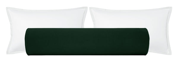 The Bolster :: Classic Velvet // Emerald