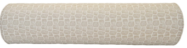 The Bolster :: Safari Print // Sand