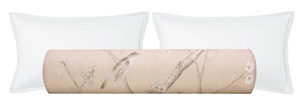 The Bolster :: Chinois Palais // Blush Conch