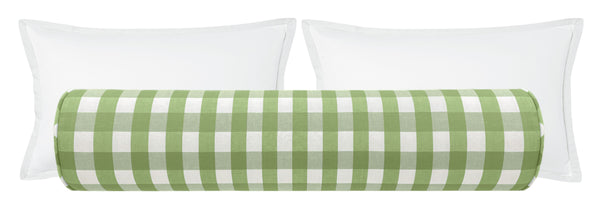 The Bolster : Charleston Check // Clover