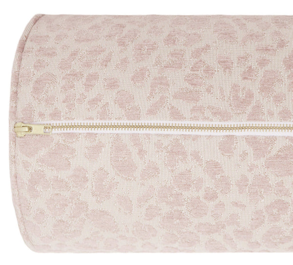 The Bolster :: Cougar Chenille // Blush BACKORDER