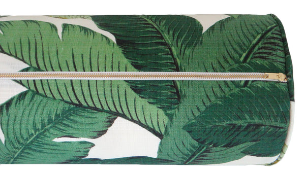 The Bolster :: Palm Leaf Print