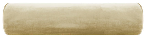 The Bolster :: Faux Silk Velvet // Champagne