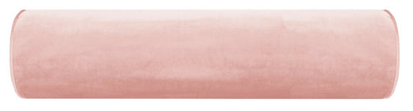 The Bolster :: Faux Silk Velvet // Pink Peony BACKORDER