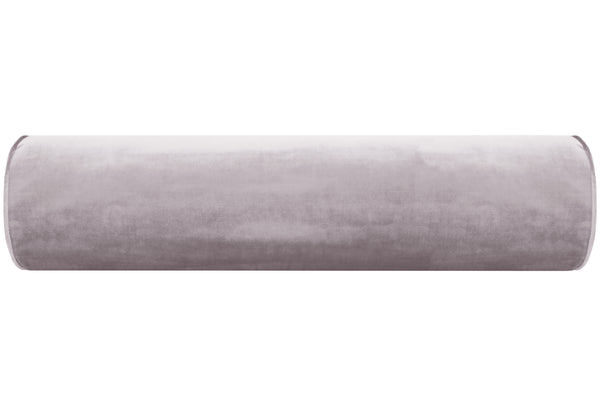 The Bolster :: Faux Silk Velvet // Smokey Lavender