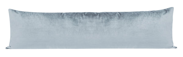 The XL Lumbar :: Faux Silk Velvet // Delft