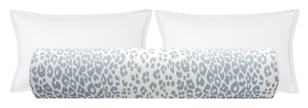 The Bolster :: Iconic Leopard // Sky