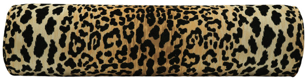 The Bolster :: Leopard Velvet