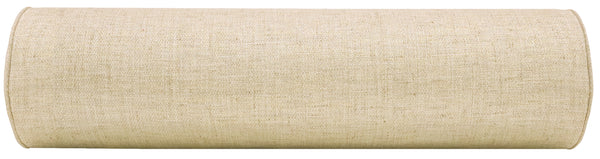 The Bolster :: Metallic Linen // Gold BACKORDER