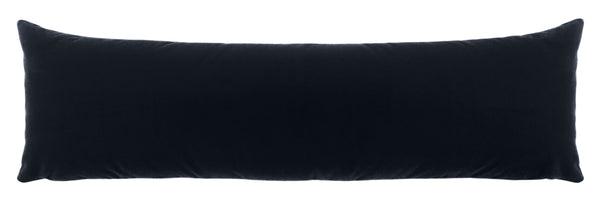 The XL Lumbar :: Mohair Velvet // Graphite