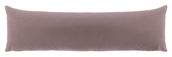 The XL Lumbar :: Mohair Velvet // Smokey Lavender