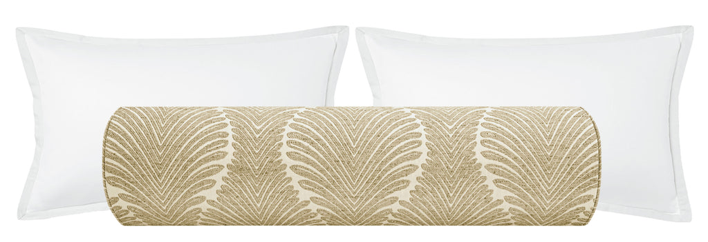 The Bolster :: Musgrove Chenille // Natural