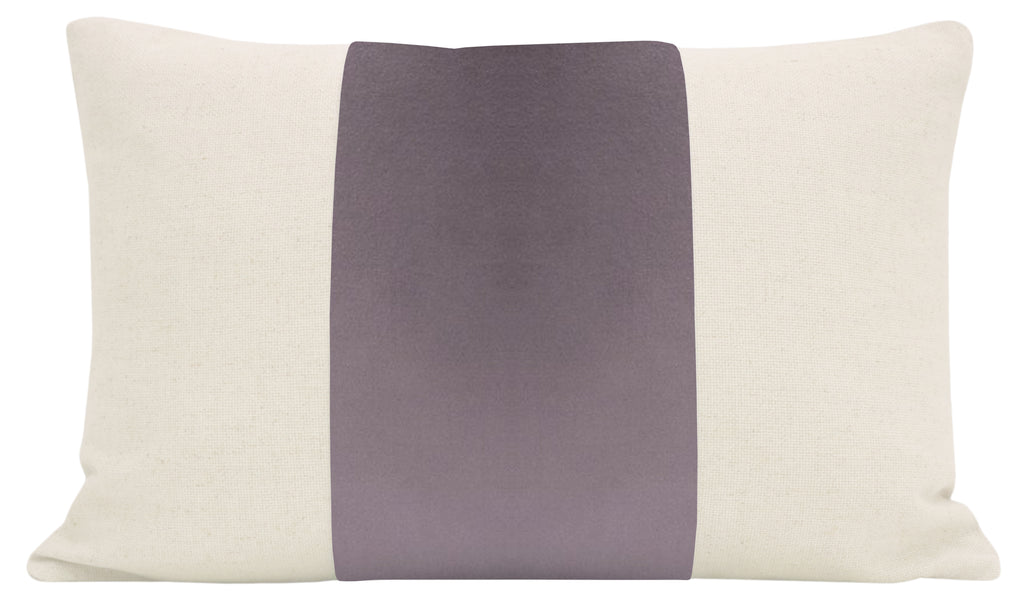 The Little Lumbar :: PANEL Classic Velvet // Smokey Lavender
