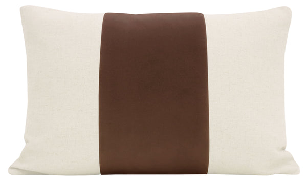 The Little Lumbar :: PANEL Signature Velvet // Mocha