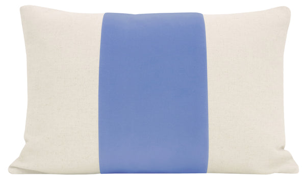The Little Lumbar :: PANEL Signature Velvet // Periwinkle