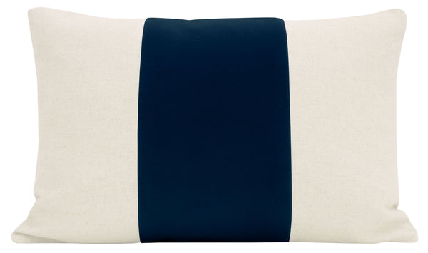 The Little Lumbar :: PANEL Signature Velvet // Sapphire