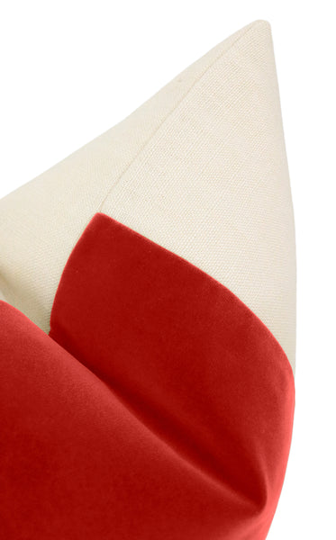 PANEL :: Signature Velvet // Vermillion