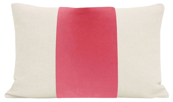 The Little Lumbar :: PANEL Signature Velvet // Rosé Pink