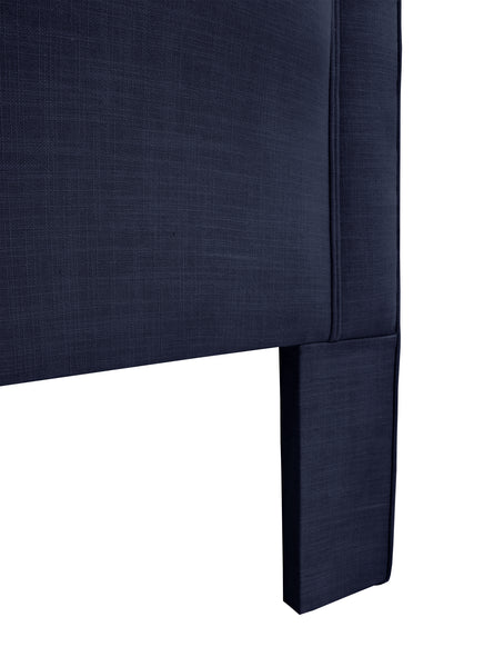 THE STANDARD HEADBOARD : Signature Linen // Navy Blue