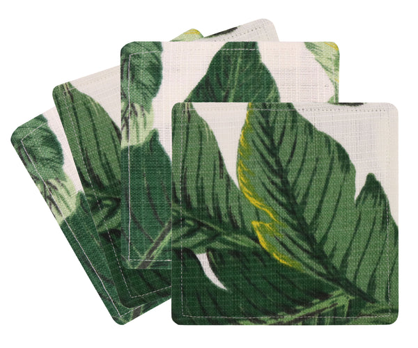 Cocktail Napkins :: Palm Leaf Print