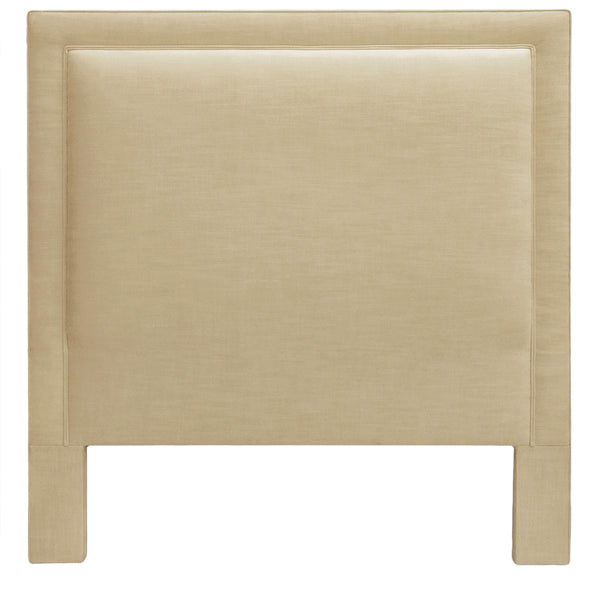 THE STANDARD HEADBOARD : Signature Linen // Natural