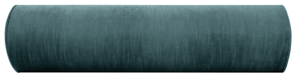 The Bolster :: Strie Velvet // Aegean BACKORDER