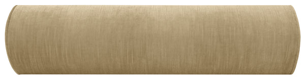 The Bolster :: Strie Velvet // Nutmeg