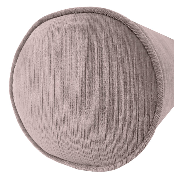 The Bolster :: Strie Velvet // Smokey Lavender BACKORDER