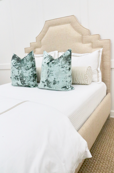 THE SOHO BED :: Signature Linen // Bone