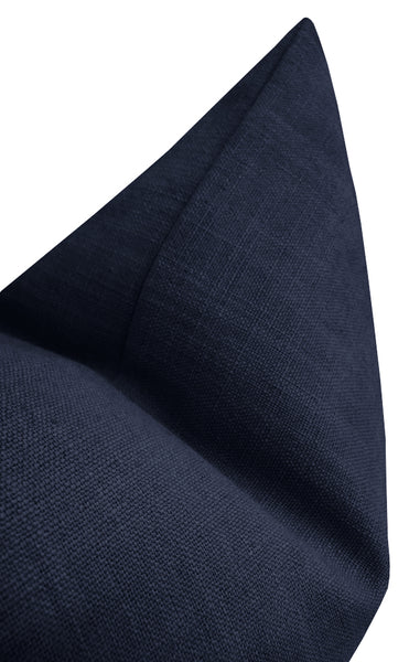 Signature Linen // Navy Blue