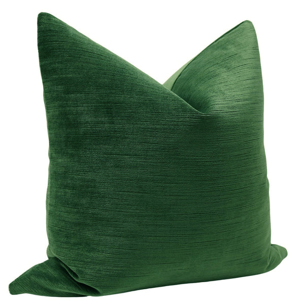 Strie Velvet // Malachite
