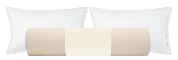 PANEL // The Bolster :: Studio Velvet // Bone