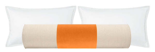 PANEL // The Bolster :: Studio Velvet // Hermés Orange